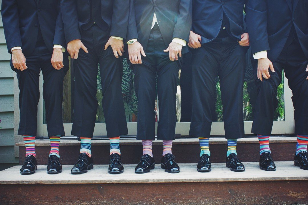 Standing doesn't always mean being the flashiest in the room - subtly standing out to your prospects can get you more appointments - and your favorite pair of colorful socks or shoes might even help you close more deals.