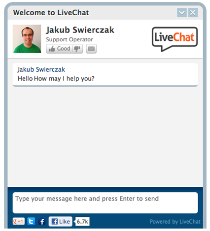 livechat-example